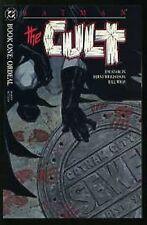 BATMAN THE CULT #1 NEAR MINT 1988 #nb-0063