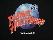 Planet Hollywood Orlando Florida Theme Resteraunt Food Stars Celebs T Shirt S