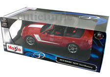 Maisto 31669 2010 Roush 427R Ford Mustang 1:18 Diecast Red