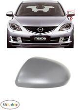 MAZDA 6 2007 - 2012 NEW WING MIRROR COVER CAP PRIMED LEFT N/S PASSANGER