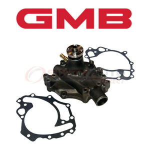 GMB Water Pump for 1976-1977 Mercury Monarch 5.8L V8 - Engine Cooling dd