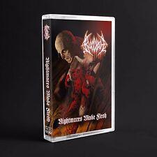 Bloodbath - Nightmares Made Flesh (cassette tape, Audio Kassette, MC), lim. 300