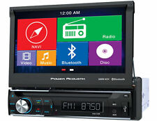 POWER ACOUSTIK PDN-726B CAR DVD/CD PLAYER 7