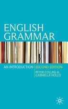 ENGLISH GRAMMAR - NEW HARDCOVER BOOK
