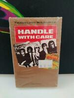 SEALED cassette, Traveling Wilburys ‎– Handle With Care 9-27732-4, 1988