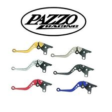 09-14 YZF R1 Pazzo Racing Levers Brake & Clutch Yamaha