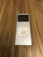 Apple iPod Nano 2nd Generation Silver (4GB) A1199 - Not Holding Charge