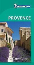 Michelin Green Guide Provence (Green Guide/Michelin)-ExLibrary