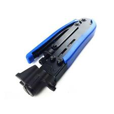 Coaxial Cable Compression Crimper Tool Rg59 Rg6 Rg11 for F Connector CATV TV