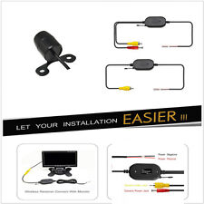 170°Wide Angle Backup Parking Camera + Wireless 2.4Ghz Video Transmitter Receive