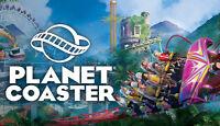 Planet Coaster Steam Game Key (PC) -  Region Free -