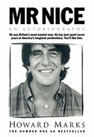 Mr Nice: An Autobiography by Marks, Howard (Paperback)