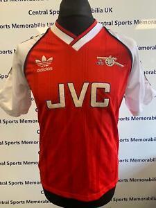 Arsenal Original Replica Shirt 1988-1990 Size 38-40