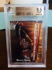 Michael Jordan 1997-98 Topps Finest #271 Beckett Graded Gem Mint