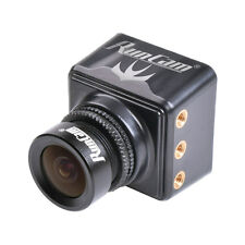New RunCam Swift Mini IR Blocked 5-36V D-WDR FPV Camera FOV 150°2.3mm PAL Black
