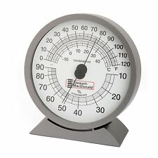 StewMac Hygrometer/Thermometer