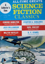 SCIENCE FICTION CLASSICS Fall 1968 Space Rocket Murders by Edmond Hamilton
