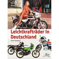 Leichtkrafträder in Deutschland 80er Klasse 1b Modelle Typen Mofas Mopeds Buch