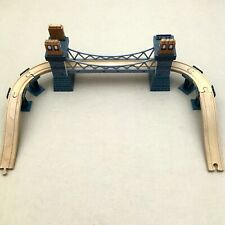 Imaginarium Wooden Train Suspension Bridge Sound Thomas Brio Ikea Compatible