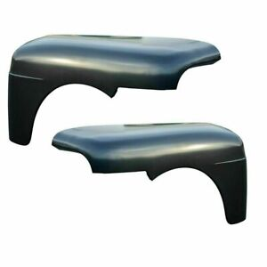 New Front Driver And Passenger Side Set Of 2 Fender AMD Fits 1951-1952 Ford F1
