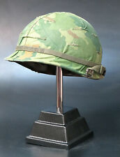 Vietnam Helmet US M1 Helmet  DISPLAY STAND Auction is for TWO stands save £10