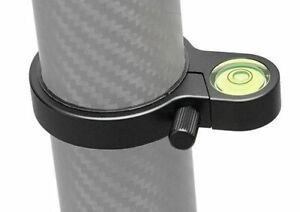 Nodal Ninja external pole mount spirit level - To suit 32mm diameter pole.