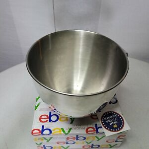 Kitchenaid KSM150 Replacement Bowl w/ Handle Stainless Steel 5 Qt