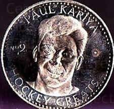 1996-97 Hockey Greats Coins #12 Paul Kariya
