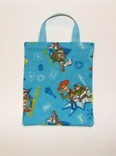 New Buzz Lightyear Toy Story 6 Party Favor  Fabric Bags