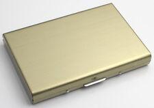 RFID blocking credit & debit card holder