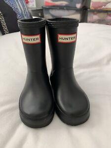 Hunter Boys Wellies, Size 6
