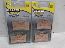 YAMAHA R6 R1 GALFER FRONT BRAKE PADS SINTERED FD178G1370 G1370 G1380 G1370
