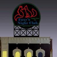 Miller Engineering  O/HO FOXY'S NIGHT CLUB BB  MLR882251