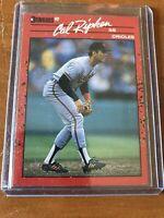 1990 Donruss Cal Ripken Baltimore Orioles #96 Baseball Card