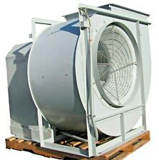 Greenheck Centrifugal Fan Exhaust Blower 33 Bisw 10 Cw Ub I 3hp Marathon Motor