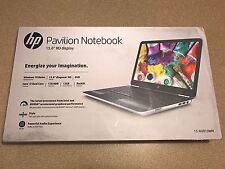 *New* HP Pavilion 15-au010wm i7-6500U 2.5GHz 12GB 1TB Nvidia 940MX Gaming Laptop