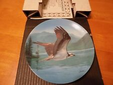 Knowles The Osprey Colllector Plate