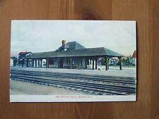 Belmar NJ New Jersey New Railroad Station Depot 1907 RPO NYR Point Pleasant