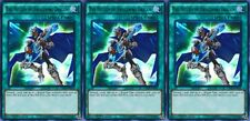 3 X The Melody of Awakening Dragon 1st X 3 YUGIOH LDK2-ENK26 Normal Spell Card
