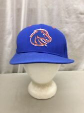 trucker hat baseball cap Fitted Vintage Retro Boise State Broncos Football 7 3/8