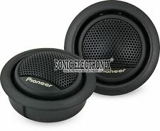 "Pioneer TS-T15 80W RMS 3/4"" Soft Dome Car Stereo Tweeters"