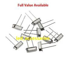 10pcs 18.000M 18MHz 18.000MHz Crystal HC-49//S Low Profile Free Shipping