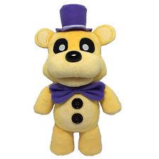 """12""""/30cm Golden Freddy Plush Five Nights at Freddy's Funko FNAF Toys Doll Gift"""