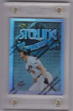 1996 FINEST CAL RIPKEN JR SILVER REFRACTOR IN EXCLUSIVE TOPPS CASE RARE