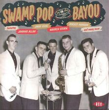 Various Artists - Swamp Pop By the Bayou / Various [New CD] UK - Import