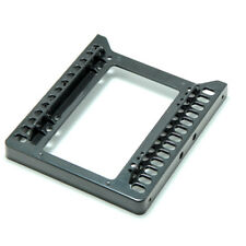 "Dual 2.5"" SSD SATA HDD To 3.5"" Mount Adapter Hard Drive-Bracket For PC"