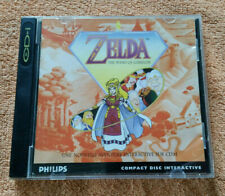 Zelda The Wand of Gamelon CD-I CDI Nintendo / complet . version francaise