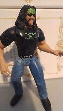 X-Pac Shawn Waltman (123 Kid) WWE WWF Jakks Wrestling Figur 1999