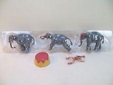 CORGI CHIPPERFIELD'S CIRCUS ELEPHANTS/RIDER/PEDESTAL 1:50. 31902. SEALED!