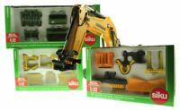 Farmer Adapter für Siku Control 32 Liebherr Bagger 6740 und 3658,3661,7070